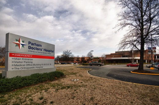 Parham Doctor S Hospital Gastroenterology Richmond