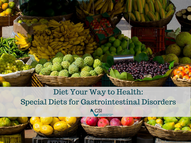 what is a specialty diet